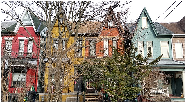 Houses of Toronto